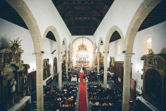 celebracion boda iglesia