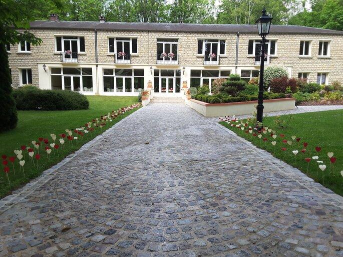 Ourcadia Réception - Domaine de Bellevue - Lieu de réception mariage - Seine-et-Marne