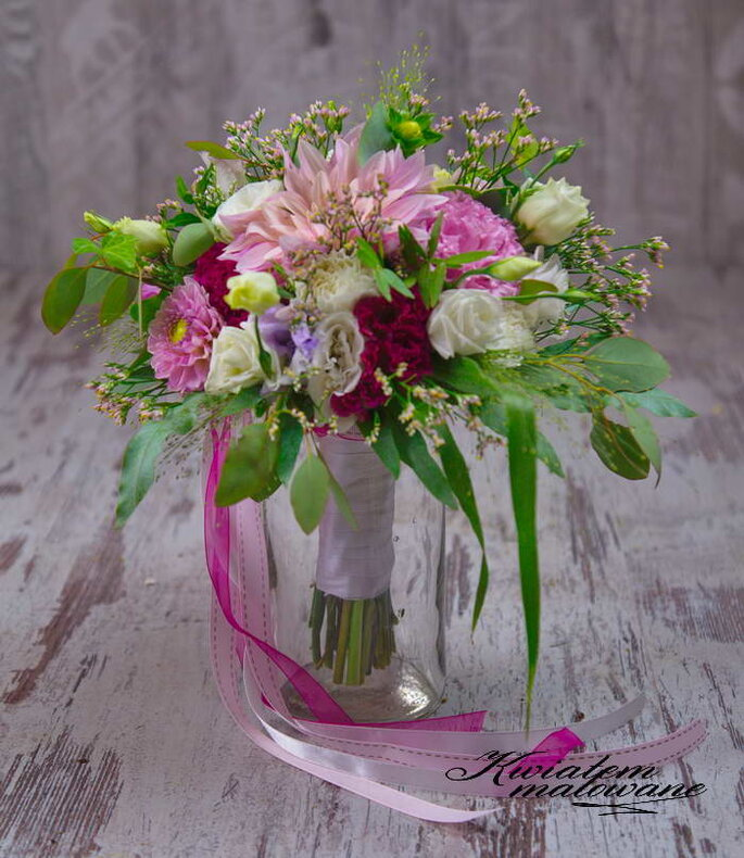 Kwiaciarnia Kwiatem Malowane