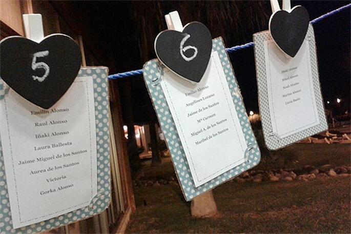 Crea tú misma el sitting de tu boda de inspiración marinera. Foto: One Heart Events