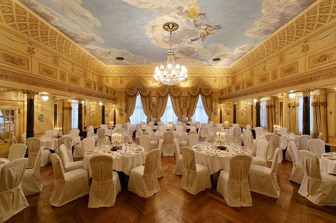 Sonne Romantik Seehotel Hochzeitslocation