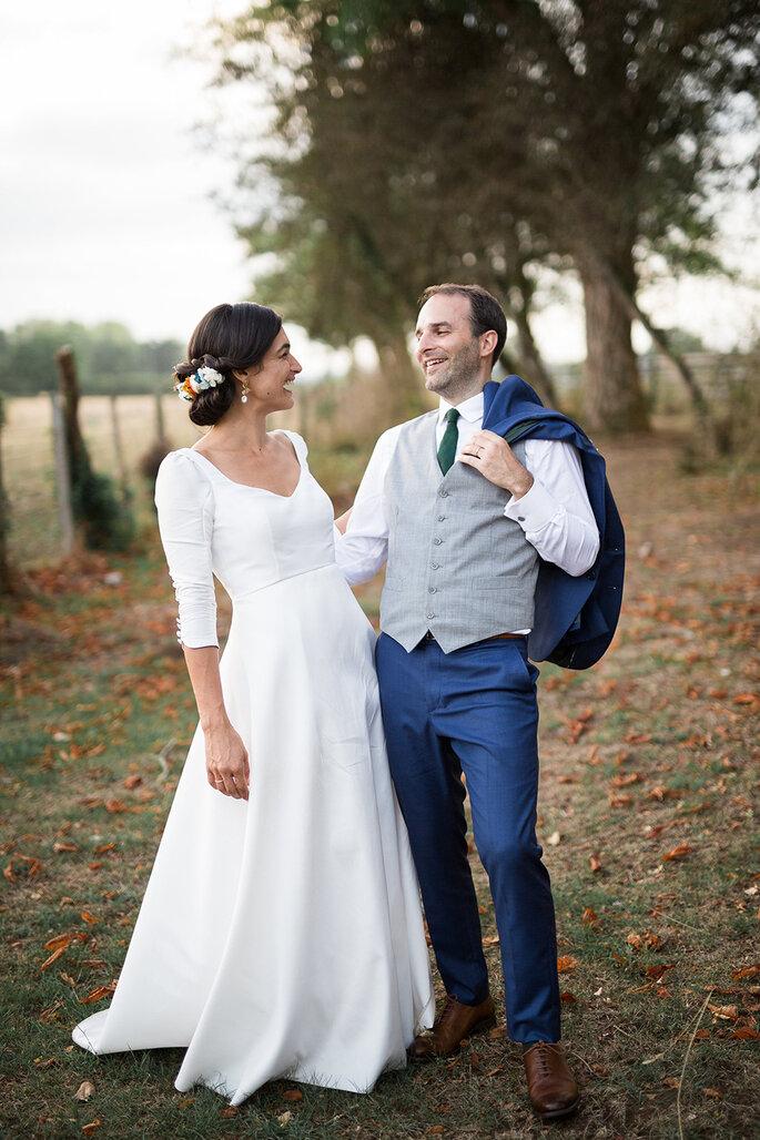 Laurent Kapelski - Créateur de robe de mariée sur-mesure à Paris