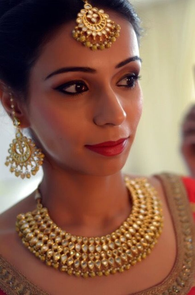 Photo: Tejasvini Chander Makeup Artist