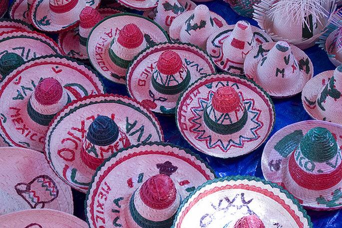 Asigna la mesa de tus invitados con distintivos muy mexicanos