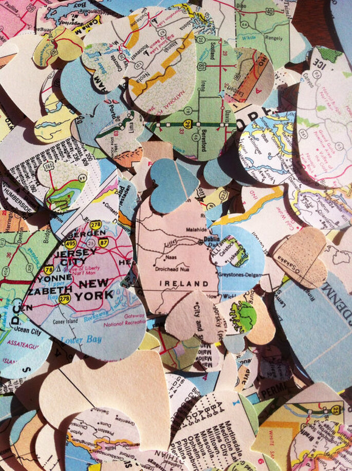 Boda inspirada en los viajes - Etsy1