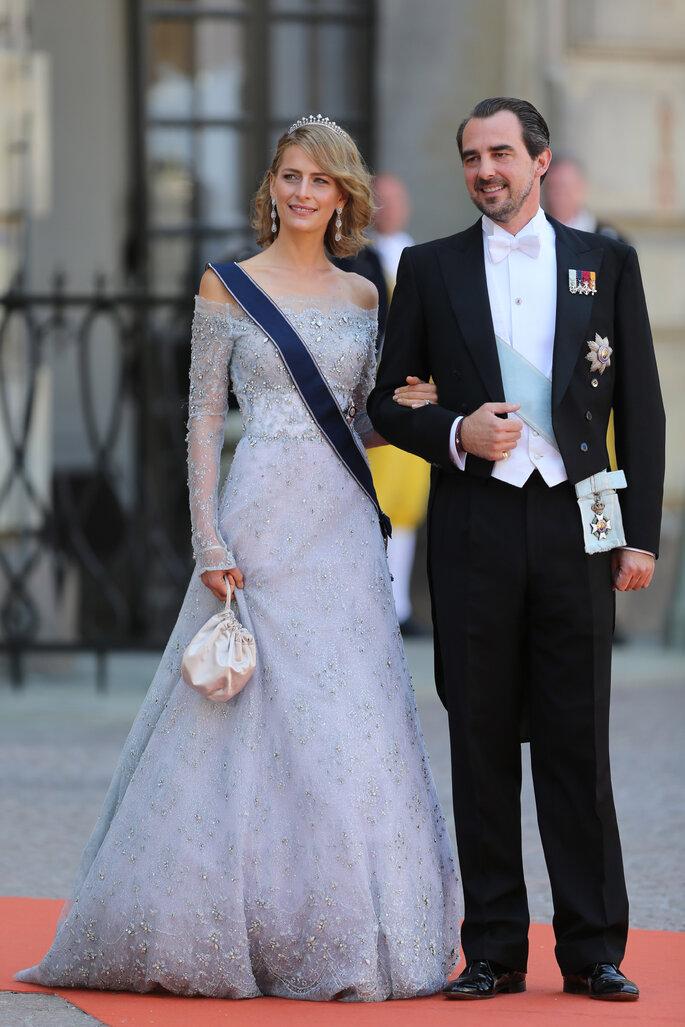 Николай (принц Греческий и Датский) и принцесса Татьяна
