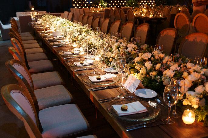 11Once Eventos - Flores para bodas