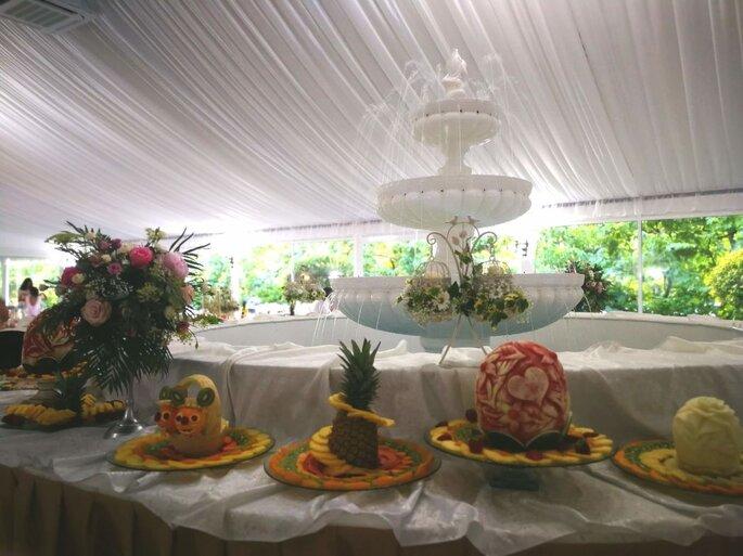 Mesa da fruta