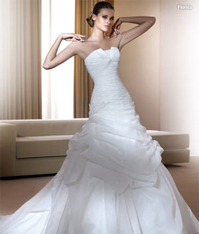 Accessoirisez votre robe de mariée Florida de Pronovias