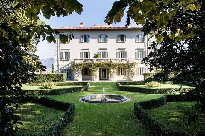 Villa La Vedetta. Foto: divulgação