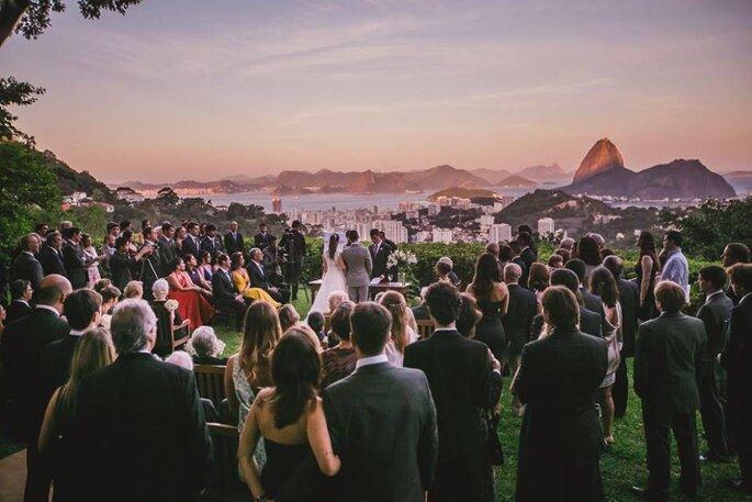 Local para casamento Rio de Janeiro. Casa de Santa Tereza