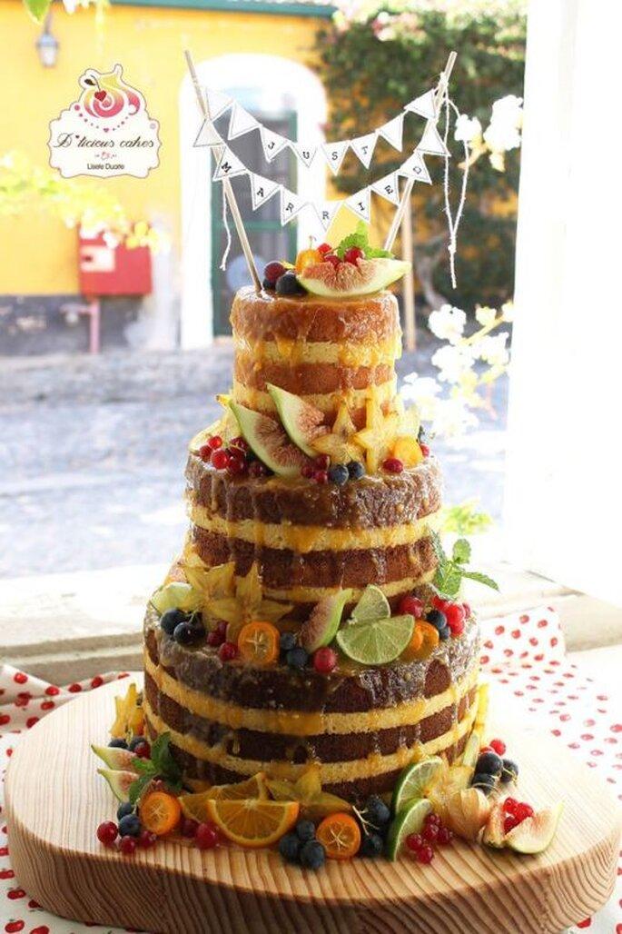 Solicite informações sobre D'licious Cakes