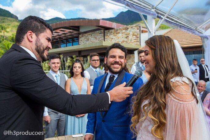 Celebrante Vilian Farias