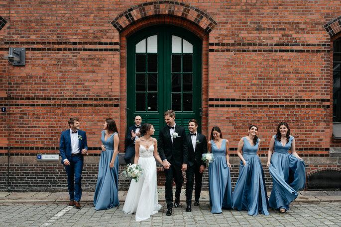 wed&dings Hochzeitsgesellschaft