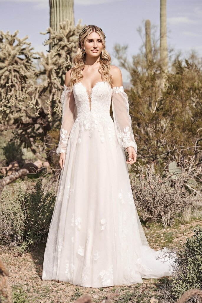 Brautkleider Lillian West Frühling/Sommer 2021