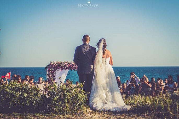 Espaço ao ar livre para casamento