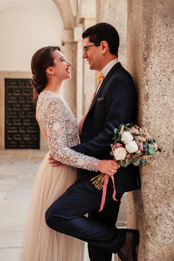 Aloha foto - fotografía de boda - madrid