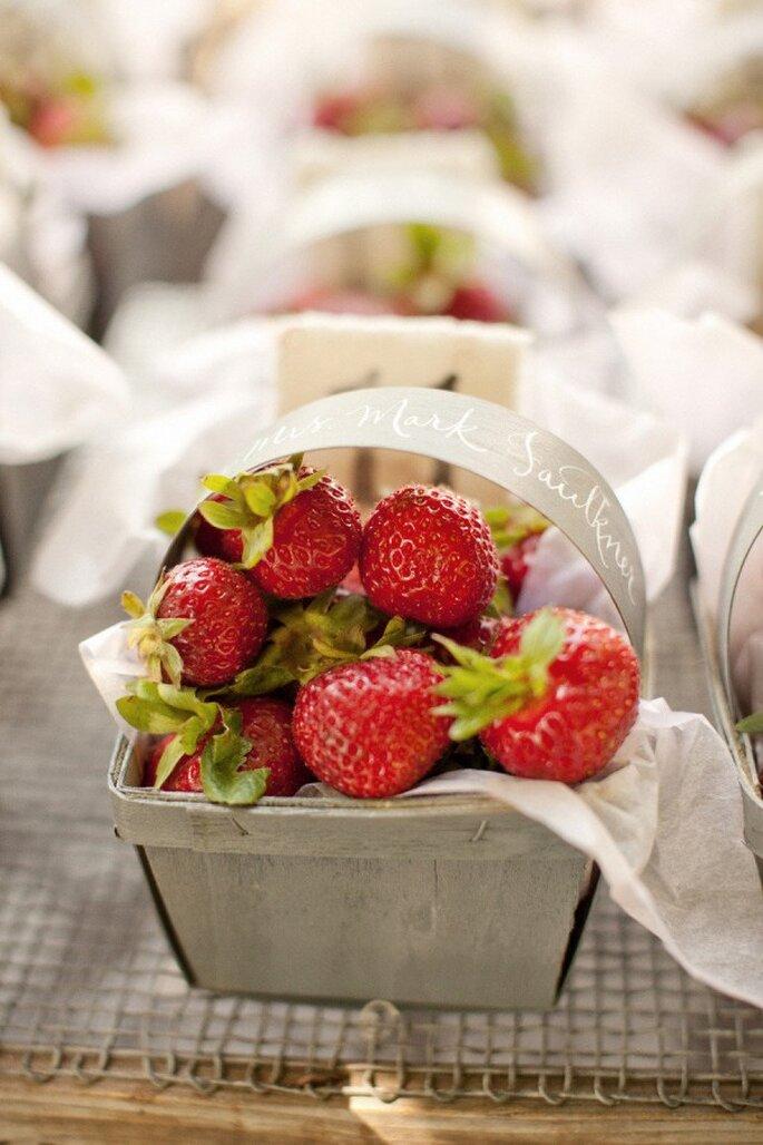 Tintes rojizos para tu boda - Foto Aaron Delesie
