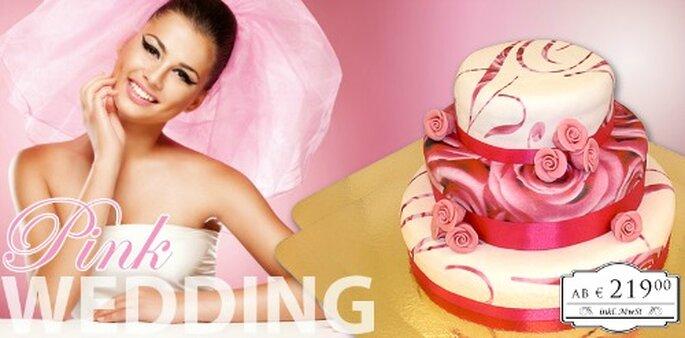 Individuell und lecker - Torten für Ihre Hochzeit