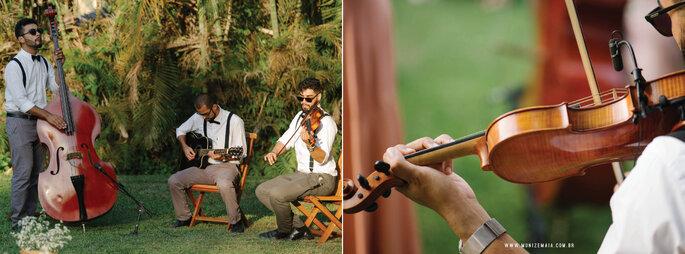 Trio de cordas Violive