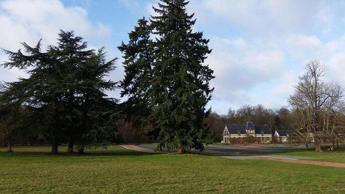 Parc du Domaine de Coulonge
