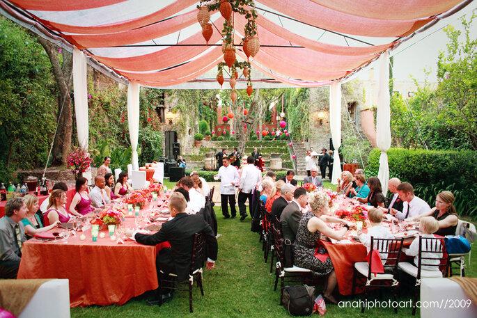 Fiestas temáticas. Foto de Credit Anahí Navarro.