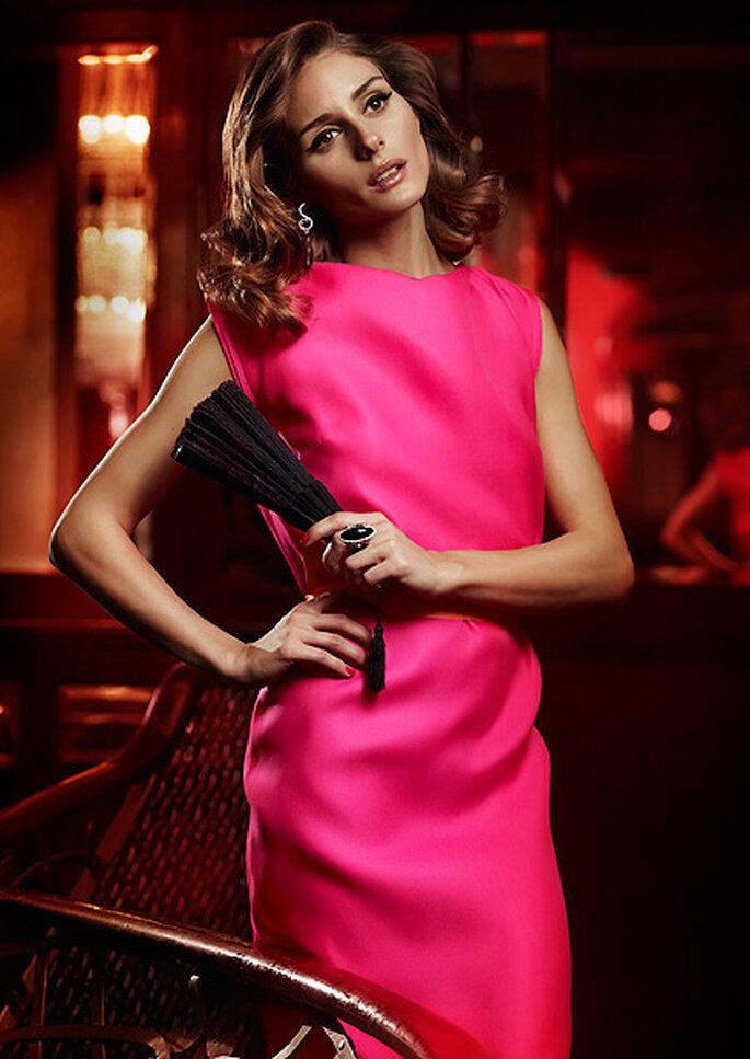 Olivia Palermo es la nueva imagen de Carrera&Carrera. Foto: Carrera&Carrera