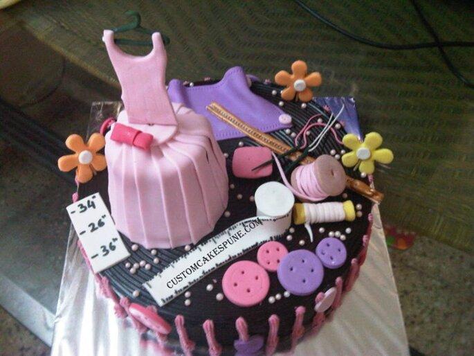 Photo: Custom Cakes Pune.