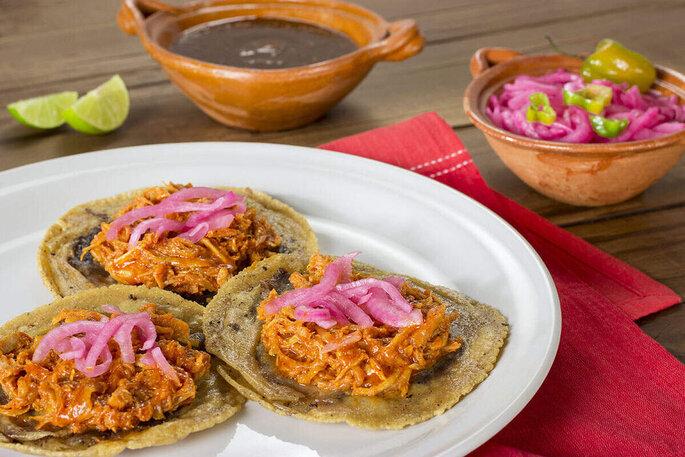 La Semilla Roja catering para bodas en México
