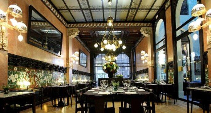 Salon Hotel España - Salles de banquet