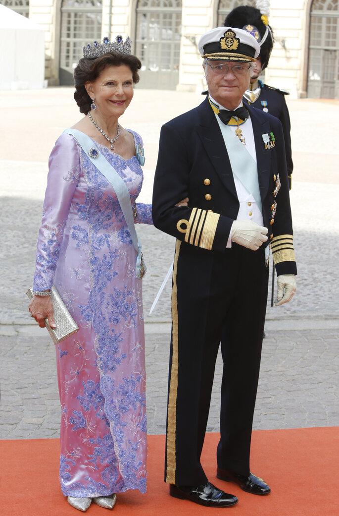 Свадьба сына короля швеции