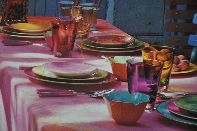 Marie Daâge : des créations entièrement décorées à la main sur porcelaine de Limoges et réalisées sur mesure pour vous dans ses ateliers