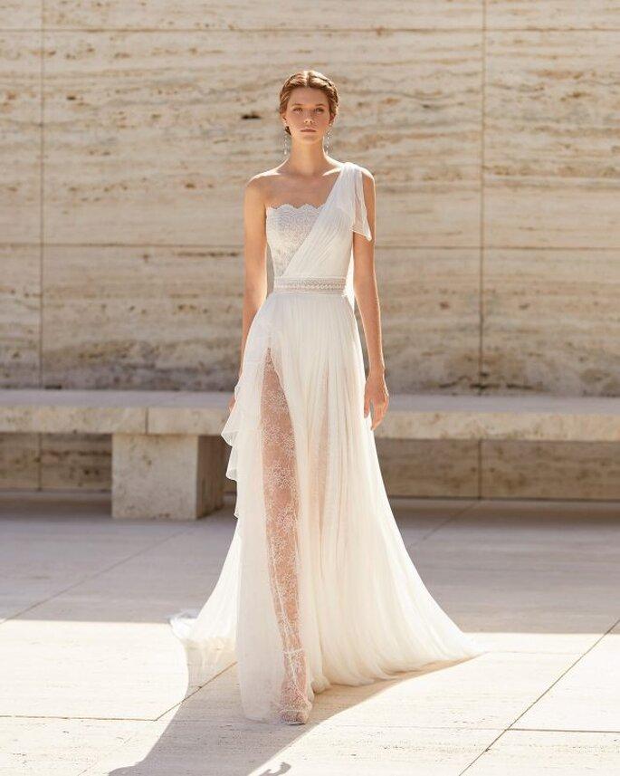 vestidos de novia modernos Rosa Clará
