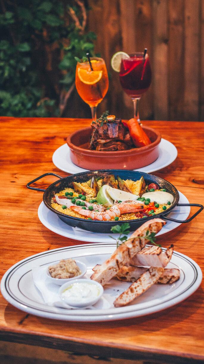 Zankyou Travel kulinarische Flitterwochen