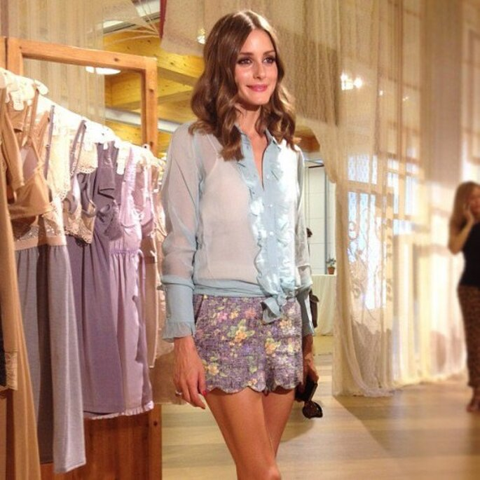 Ropa interior femenina de moda en 2013 - Foto Intimissimi Facebook