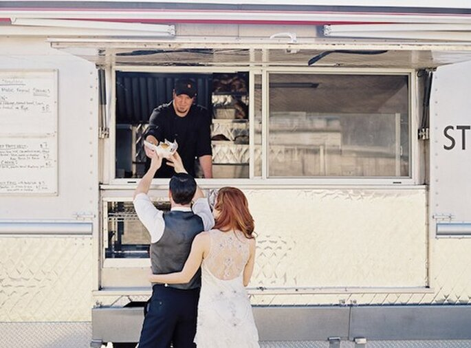 Food Truck per il tuo matrimonio