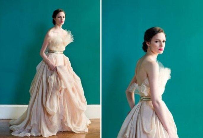 Brautkleider, so melancholisch wie der Herbst selbst – Foto: Carol Hannah