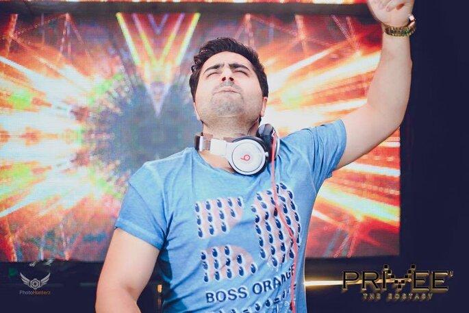 Photo: DJ Khushi.