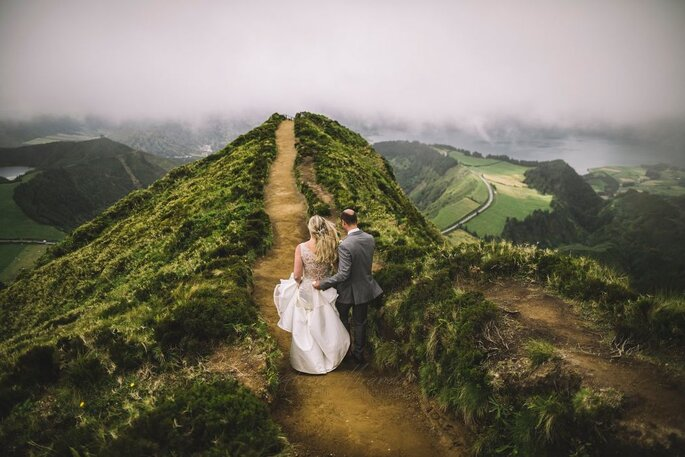 destination wedding azores