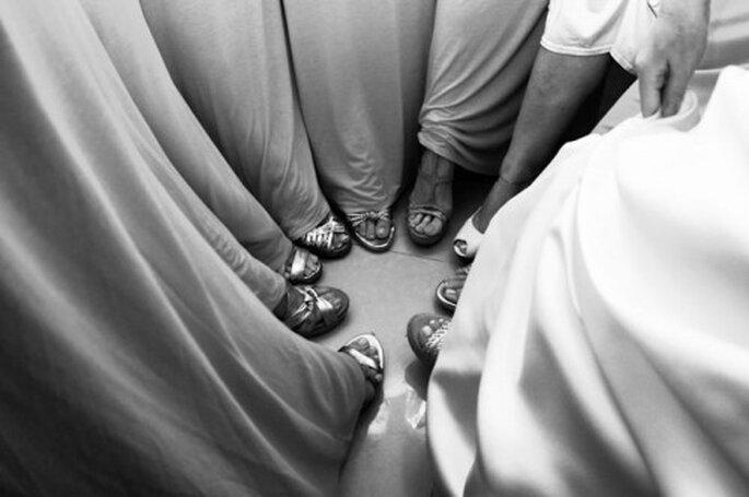 5 ideas creativas para tu sesión de fotos de boda - Fotógrafos de América
