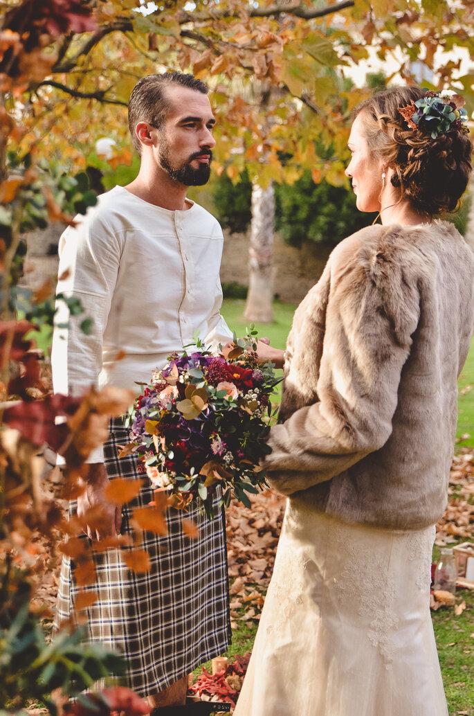 Photo : Elixir Photos - Organisation et Créations florales : Laetitia Jean - Esprit Bohème