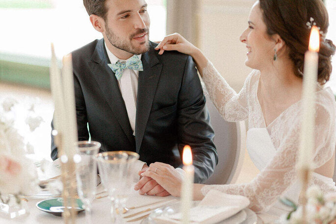 Janemary - le bonheur d'un couple ayant remis leur confiance entre les mains expertes de Janemary