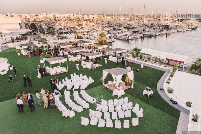 Hotel Puerto Sherry hotel bodas Cádiz