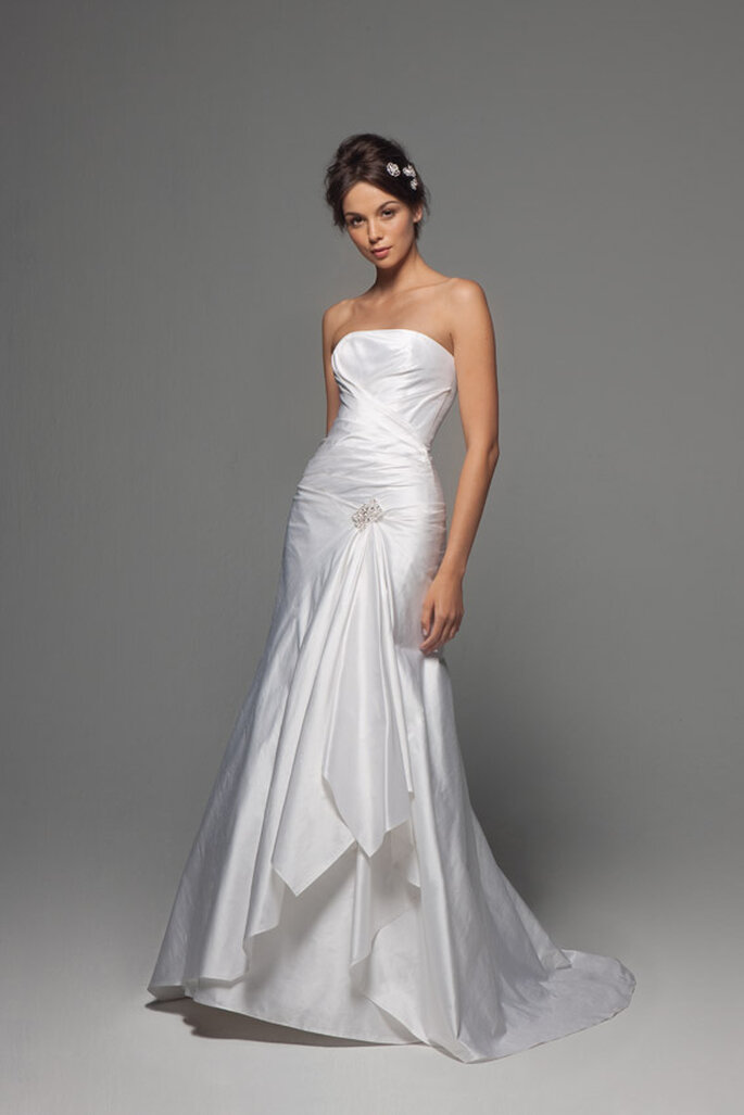 Robe de mariée Les privées Cymbeline 2011 - Eboni