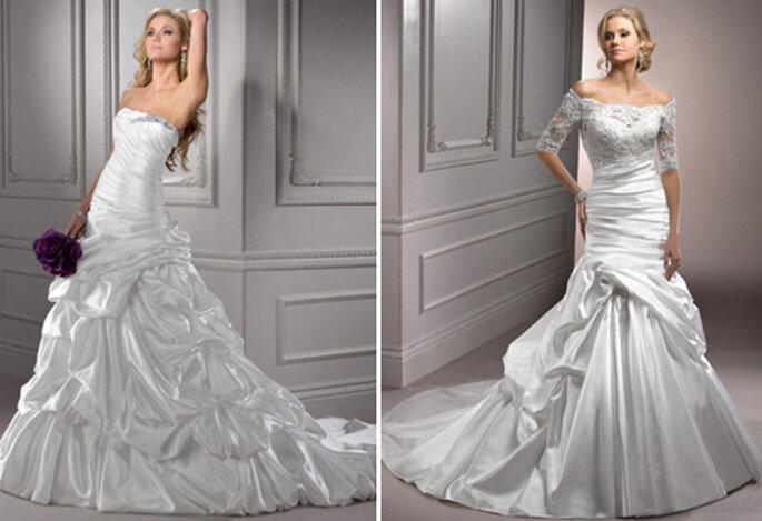 Maggie sottero collezione 2012 per una sposa glamour e for Soggiorni romantici per due