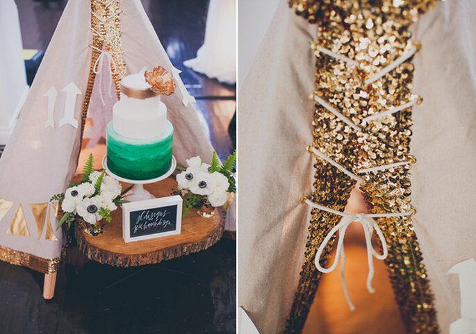 Un montaje perfecto para que tu boda brille al instante - Foto Mr Haack