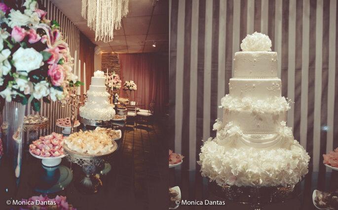 monica montagem bolo