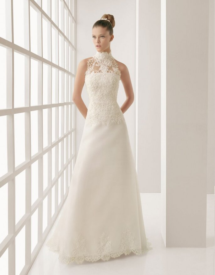 Vestido de novia Laredo, Rosa Clará