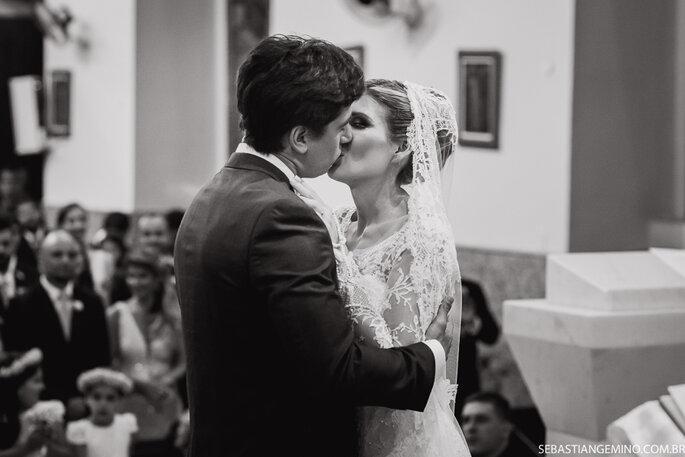 cerimônia beijo