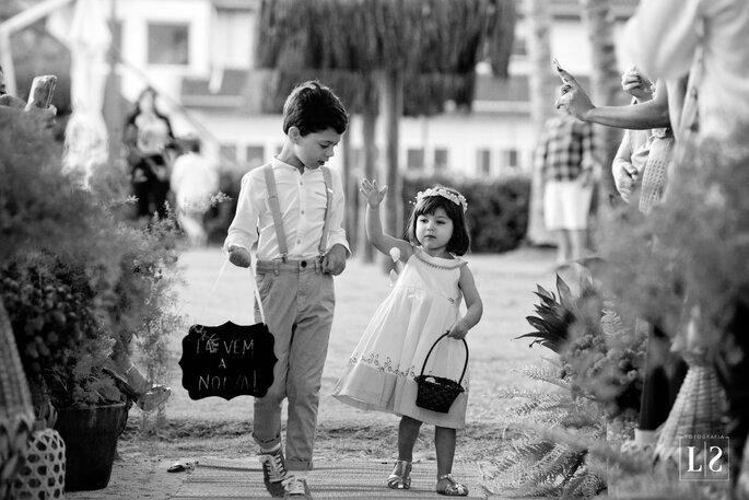 Pajem e daminha